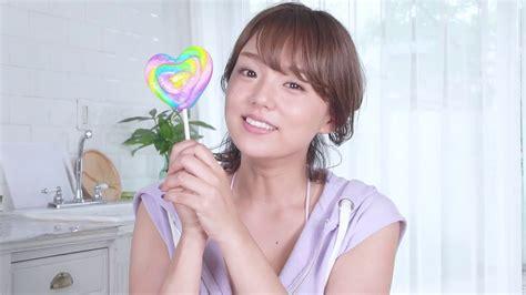 [daily 2d Video] Shinozaki Ai Eat Candy~ So Sweet!