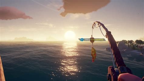 Sea of Thieves Fishing Tips – Using Bait, How to Fish ...