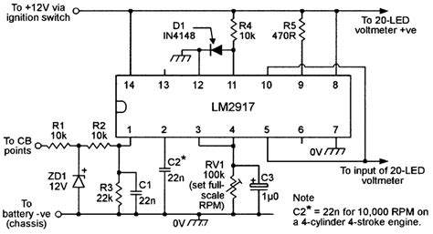 Led Graph Circuits Nuts Volts Magazine