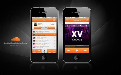 inspirational apps for iphone 30 awesome iphone app design inspiration uis creativefan Inspi