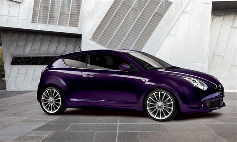 Alfa Romeo Mito With Alloy  Car Pictures, Images