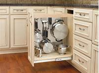 kitchen cabinet organizer Maximize your cabinet space with these 16 storage ideas ...