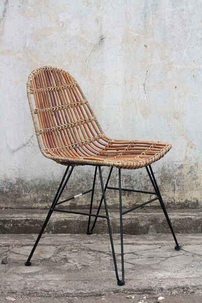 Esszimmerstühle Mit Metallfüßen by K 252 Chenstuhl Rattan Bestseller Shop F 252 R M 246 Bel Und