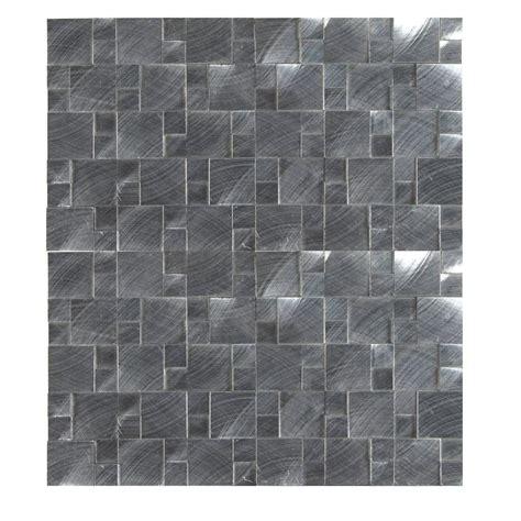 ms international silver aluminum pattern 12 in x 12 in x