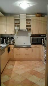 Küche U Form Mit Theke : k che u form von nobilia 1a erhalten esche mit theke und ~ Michelbontemps.com Haus und Dekorationen