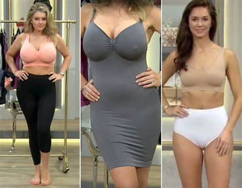 Ugly Fit Exposes In Sheer Pants Qvc Thong Ad Causes A Storm Thanks To This Most Unfortunate Wardrobe Malfunction
