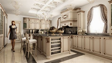 11 luxurious traditional kitchens luxury living by martini mobili traditional kitchen