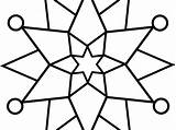 Colouring Easy Simple Coloring Sheets Snowflakes Snowflake Snow Clipart Printable Flake Silhouette Pinclipart Automatically Start Doesn Please If Clip sketch template