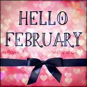 Hello February | Check the Calendar | Pinterest