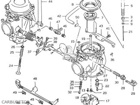 Suzuki Gs500e Parts by Suzuki Gs500e 2000 Y Parts Lists And Schematics