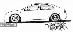 vw golf vr6 colouring pages With volkswagen vw jetta