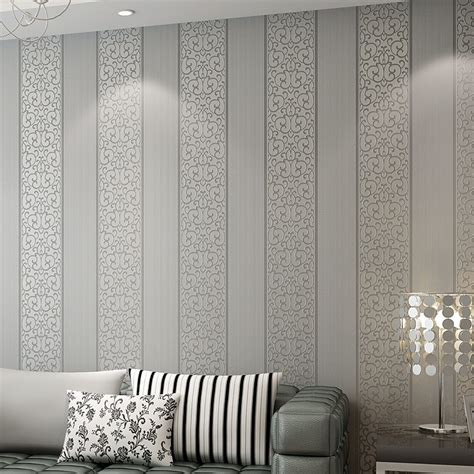 beibehang europe simple vertical stripes wall papers home
