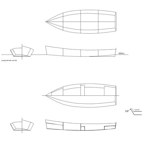 Skiff Boat Drawings by Free Plans For The Intheboatshed Net Ella Skiff Now