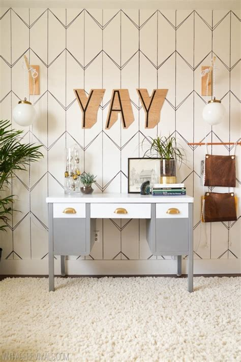 diy accent wall ideas dare to be different 20 unforgettable accent walls