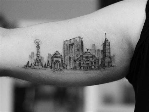 Permalink to Tatuaje Antebrazo Hombre Bosque