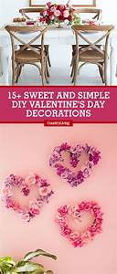 18 Sweet and Simple DIY Valentine's Day Decorations ...
