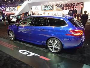 Nouvelle 308 Occasion : peugeot pr sente la nouvelle 308 gt au mondial de l 39 automobile paris l 39 argus ~ Gottalentnigeria.com Avis de Voitures