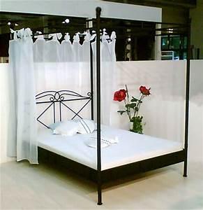 Vorhang Für Bett : mp13d metall bett luxus himmelbett vorhang 160 ebay ~ Whattoseeinmadrid.com Haus und Dekorationen