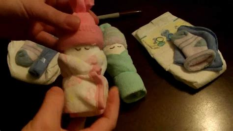How To Prepare A Baby Shower - how to make a miniature baby for baby shower