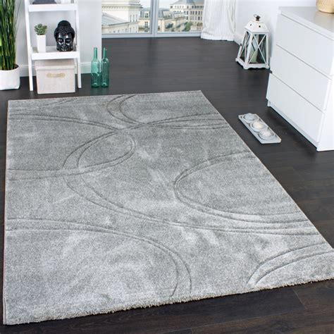 teppich uni grau design teppiche