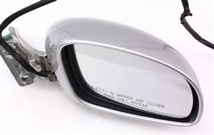 Rh Exterior Side View Mirror 00
