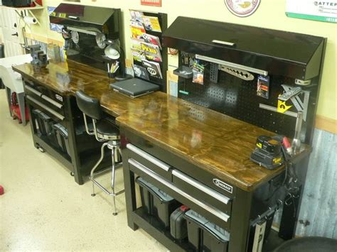 garage tool bench lets see your workbench the garage journal board tools