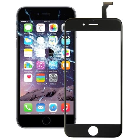 how do iphone touch screens work touch screen replacement for iphone 6 black alexnld com how d