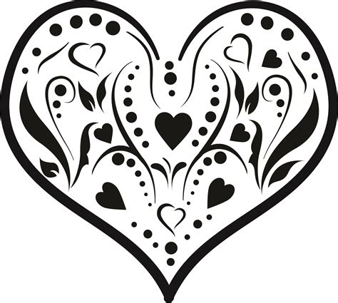 The free images are pixel perfect to fit your design and available in both png and vector. Freebie~Valentine Heart Free SVG File   Free SVG Files & More