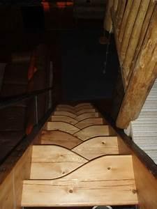 Escalier à Pas Japonais : escalier bois dit pas japonais id al pour les acc s ~ Dailycaller-alerts.com Idées de Décoration