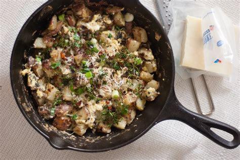 egg  potato breakfast scramble cookie  kate