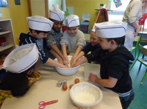 atelier cuisine maternelle atelier cuisine en maternelle ecole privée sainte jeanne