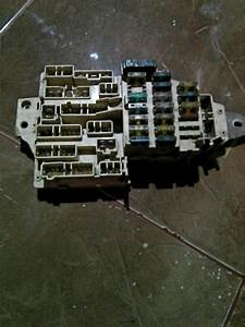 1989 Honda Accord Fuse Box