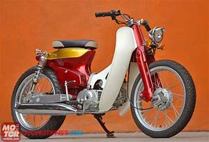 Modifikasi Honda Astrea 800