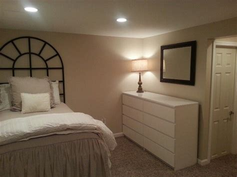 small basement bedroom ideas  pinterest small