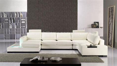 restaurer un canapé d angle canap 195 169 d angle cuir design panoramique fritsch avec lumi 195 168 re
