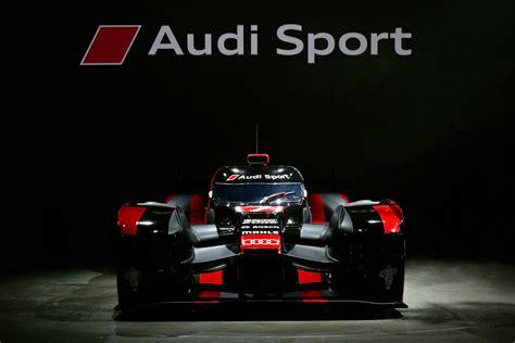 Audi Unveils World Endurance Championship Racer For 2018