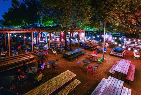 truck dallas yard food tx bar night park trucks outdoor places bars trailer restaurant future lot texas backyard fort worth