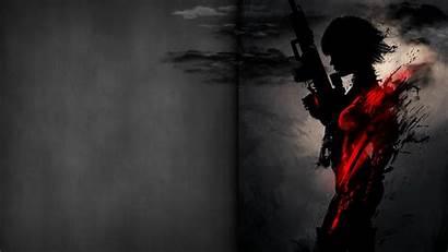 4k Dark Sniper Artwork Wallpapers Ultra Deviantart