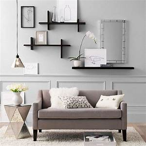 Cool wall art ideas for large shelves tvs and