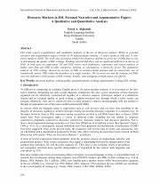 Discourse community essay postgraduate dissertation examples