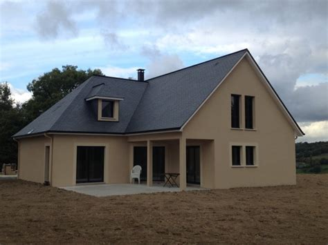 constructeur maison bois calvados constructeur maison calvados ventana