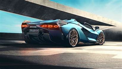 Sian Lamborghini 4k 8k Roadster Wallpapers