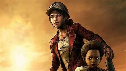 Walking Dead Season Final Clementine Telltale Zombie