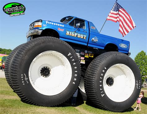bigfoot monster truck bigfoot 5 international monster truck museum hall of fame