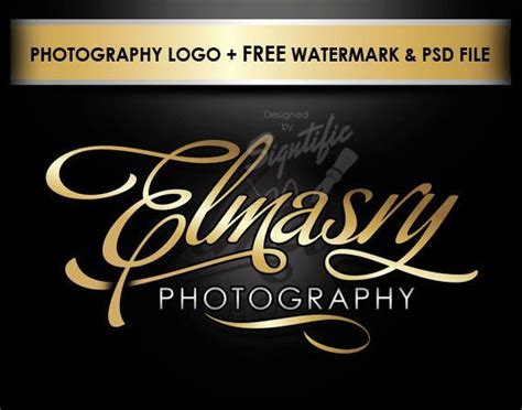 photography logo photographer logo custom logo logo