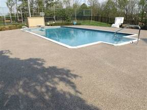 pool deck premier concrete coatings columbus ohio decorative concrete coatings flooring