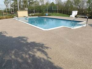 Pool deck premier concrete coatings columbus ohio for Pool deck ideas made from concrete