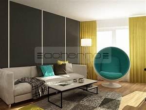 Wohnzimmer Accessoires Bringen Leben Ins Zimmer : acherno moderne innenarchitektur ideen pop art ~ Lizthompson.info Haus und Dekorationen