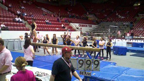 Alabama Gymnastics 2013 Pink meet vs Kentucky - YouTube