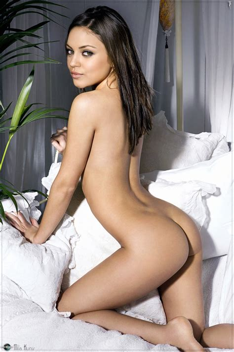 Mila Kunis Hot Nude Ass Celebrity Leaks Scandals Leaked Sextapes